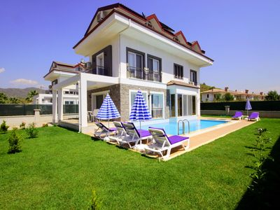 Photo for Modern Luxury Private Villa with Private Pool and Garden