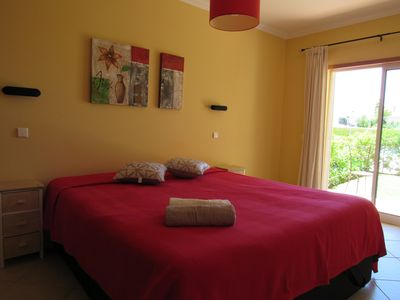 Photo for Two bedroom apartment in Albufeira / Algarve with pool, AC, WIFI