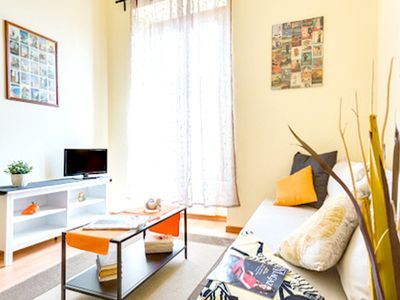 Photo for Homerez last minute deal - Amazing apt in Roma and Wifi