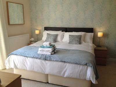 Photo for North Berwick - Luxury one bed apartment near beach, bars and restaurants