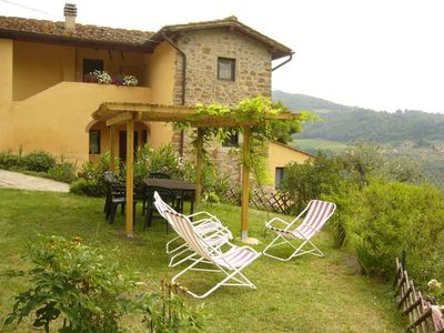 Photo for Nice apartment for 2 guests with WIFI, pool, TV and parking