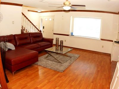 Photo for 2BR Townhome Vacation Rental in Jackson, Mississippi