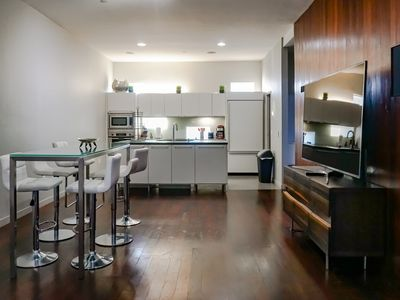 Photo for Architectural Gem in the heart of Little Italy- 3 Bd/2 Ba w. Rooftop Deck!