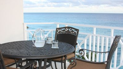 Photo for Fully equipped and outfitted, spacious ocean front condo
