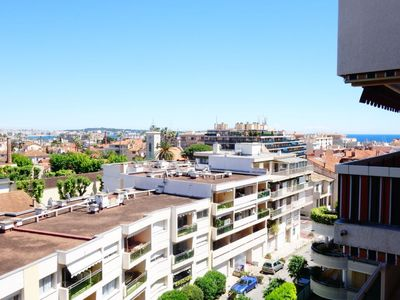 Photo for Apartment 716 m from the center of Vallauris with Lift, Parking, Internet, Washing machine (676513)