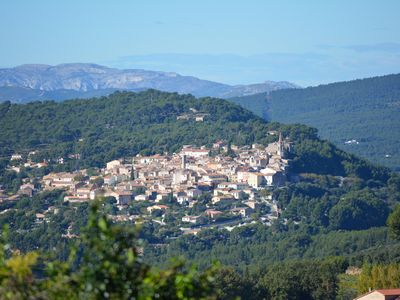 Photo for Beautiful View Of The Village Of La Cadiere D'Azur.