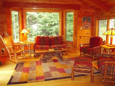 Photo for 3BR Cottage Vacation Rental in Lake Placid, New York