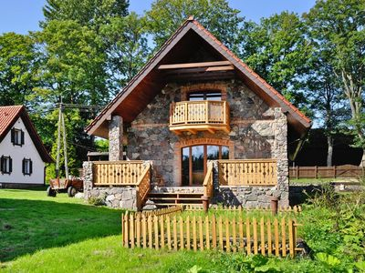 Photo for holiday home, Grabczyn  in Pommersche Seenplatte - 8 persons, 5 bedrooms