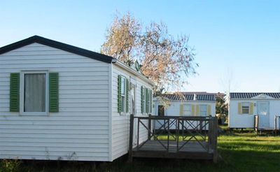 Photo for Camping Montpellier Plage *** - mobile home 6 people - 6 places (between 0 and 5 years)