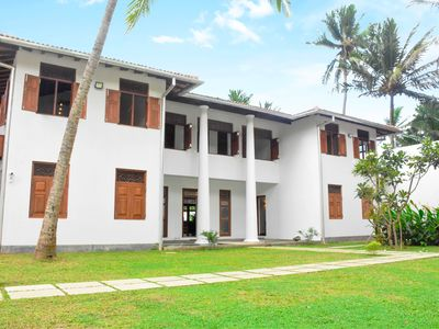 Photo for New luxury beach front Villa in Galle!