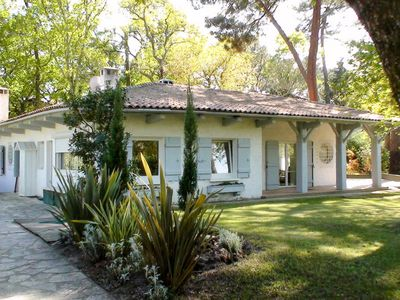 Photo for Vacation home Les Cigales (ACH100) in Arcachon - 6 persons, 3 bedrooms