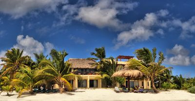 Photo for Enchanting Beach Front Villa - Sleeps 4