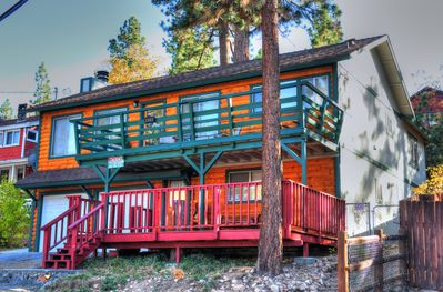 Fancy Bear Lodge is your perfect getaway.