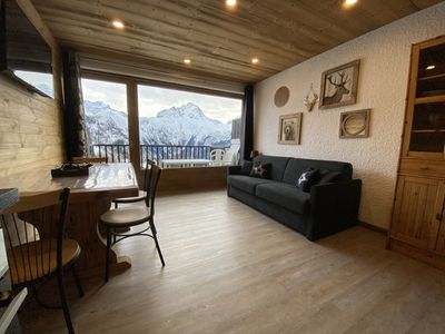Photo for The Quirlies 364 apartment with magnificent views at the foot of the Devil's chairlift