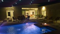 Great vacation home in Palm Springs for a group