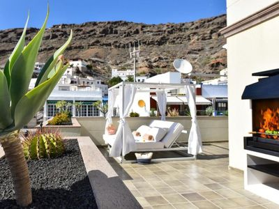 Photo for Apartment Luxury Penthouse Mogan VII in Mogan - 4 persons, 2 bedrooms