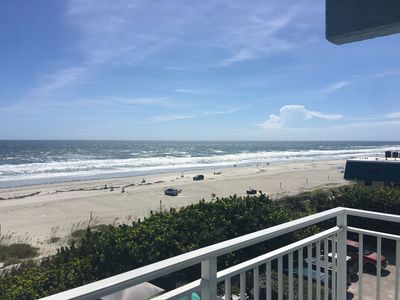 Photo for New Smryna Beach 2bed/2bath  Oceanfront Condo - July 4th & 5th week!