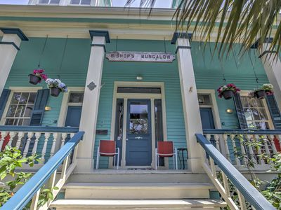 Historic Galveston Apt < 2 Mi to Pleasure Pier!