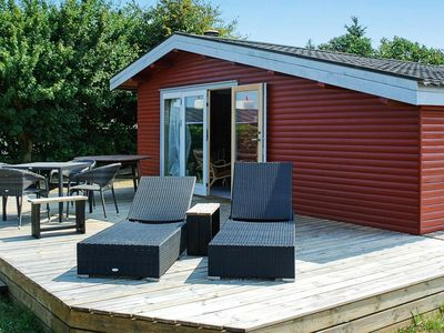 Photo for Charming Holiday Home in Bogense near coast