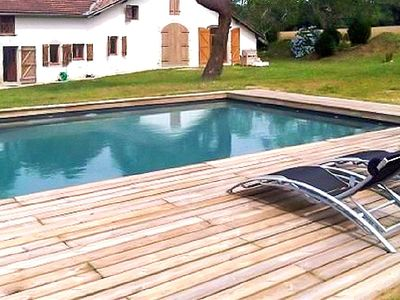 Photo for Amazing house with swimming-pool