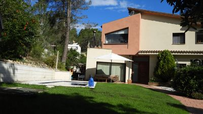 Photo for Villa Near Sitges and Barcelona only for Families with kids (Private Pool)