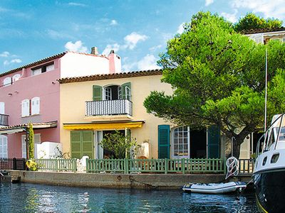 Photo for Vacation home Bleu Azur (POG120) in Port Grimaud - 8 persons, 2 bedrooms