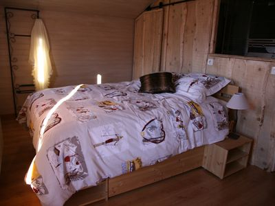 Photo for Les Marm'hôtes - Marmot Room - 2 pers. - Charming guest house