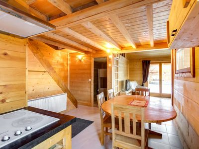 Photo for 3 bedroom Villa, sleeps 6 in Saint-Gervais-les-Bains with WiFi