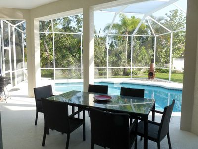 Photo for Luxury villa with heated pool. Possible access Clubmed Sandpiper