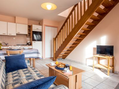 Photo for Apartment Beaumer  in Carnac, Brittany - Southern - 2 persons, 1 bedroom