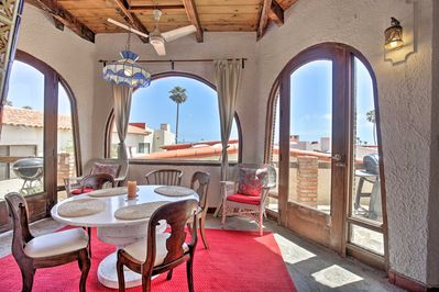 Escape to Mexico and stay at this Rosarito Beach vacation rental!