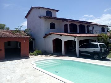 House with pool in Cabo Frio RJ.