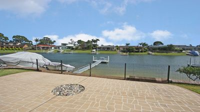 Photo for Canal Front Holiday Home with Private Jetty!!!