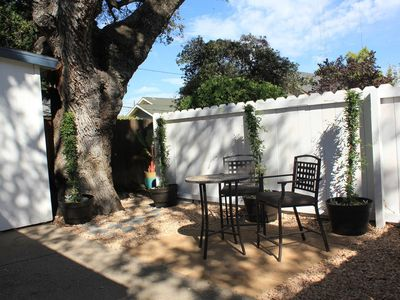 Photo for Vine Street Guest House is a cozy getaway! Minutes to downtown!