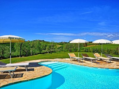 Photo for Villa in Montefalconi with 3 bedrooms sleeps 6