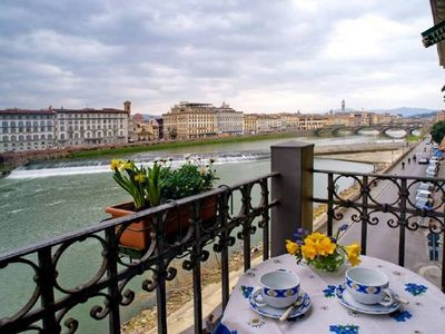 Photo for Florence apartment (sleeps 6)