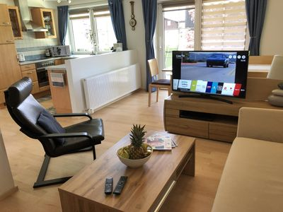 Photo for 73 m² apartment with 2 bedrooms