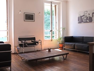 Photo for Flat In Vincennes, 15 minutes away from Paris City Center, 60m2