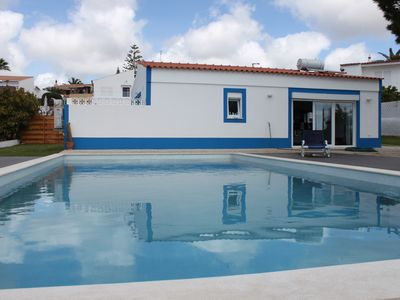 Photo for Beautiful and modern cottage with 2 bedrooms and pool