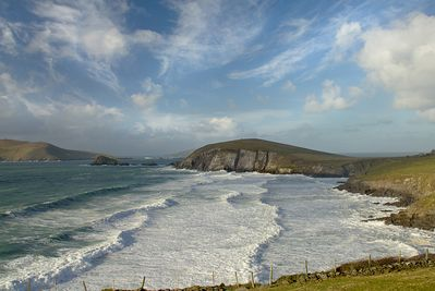 Coumeenole, Dingle, Co. Kerry, Ireland