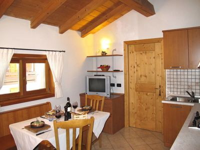 Photo for Apartment Mountain Home-Families Holidays (BRX766) in Bormio - 2 persons, 1 bedrooms