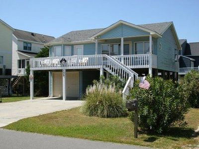 Photo for 3BR House Vacation Rental in Holden Beach, North Carolina