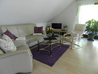 Photo for cozy apartment in the open, for up to 4 people, near Cologne