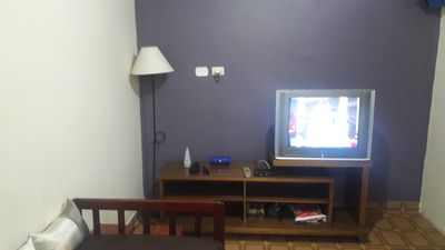 Photo for 1BR Apartment Vacation Rental in Boqueirão, SP