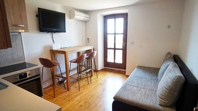 Photo for 2 BR Apartment in centre of Brtonigla village with A/C and wifi