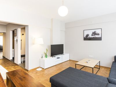 Photo for Brand New Family Flat in The Heart of The City, Renovated and Fully Equipped