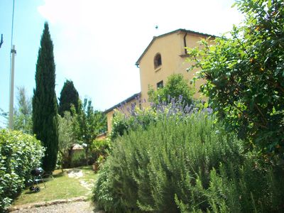 Photo for In the hearth of Chianti, lovely country house