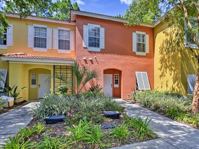 Photo for Resort Townhome w/ Patio - 6 Mi. to Disney World!