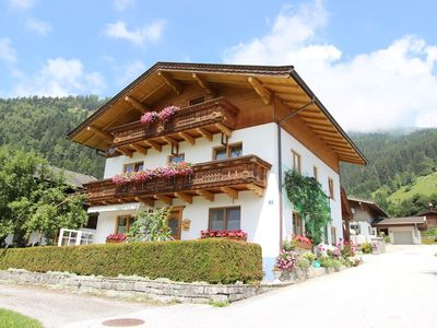 Photo for Sunny holiday home in Bramberg am Wildkogel