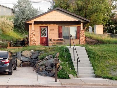 Photo for Perfect Cabin Getaway In The City - Black Hills View